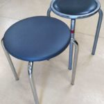 丸椅子の写真